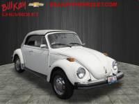 Pre-Owned 1979 Volkswagen Beetle Convertable