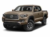 Pre-Owned 2017 Toyota Tacoma TRD Off Road Double Cab 5' Bed V6 4x4 AT Short Bed
