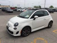 Pre-Owned 2014 FIAT 500c GQ Edition Abarth in Peoria, IL