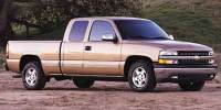Pre-Owned 2001 Chevrolet Silverado 1500 LS RWD Extended Cab Pickup