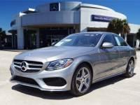 Certified Pre-Owned 2015 Mercedes-Benz C 300 Sport Rear Wheel Drive SEDAN