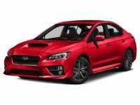 2017 Subaru WRX Limited Manual