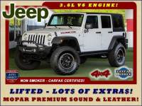2017 Jeep Wrangler Unlimited Rubicon 4X4 - LIFTED - LOT$ OF EXTRA$!