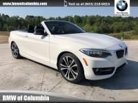 2015 BMW 228i Convertible 228i Convertible Rear-wheel Drive