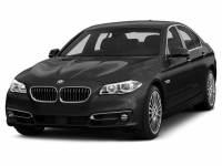 2014 BMW 5 Series 535i Sedan Rear-wheel Drive