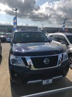Pre-Owned 2017 Nissan Armada Platinum Rear Wheel Drive SUV