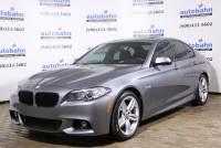 Pre-Owned 2015 BMW 5 Series 535i M Sport Rear Wheel Drive Sedan