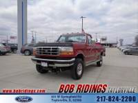 1997 Ford F-350 XLT Truck Standard Cab in Taylorville, IL