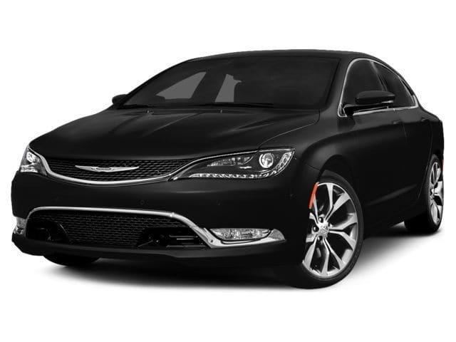 Photo Used 2015 Chrysler 200 C Sedan For Sale in Little Falls NJ