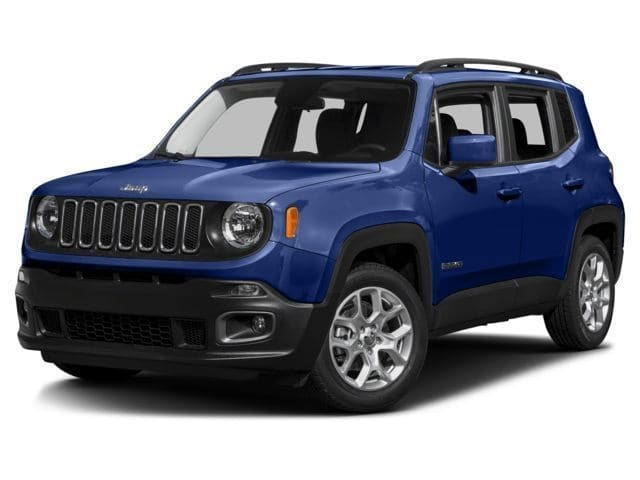 Photo Used 2016 Jeep Renegade Sport 4x4 SUV For Sale in Little Falls NJ