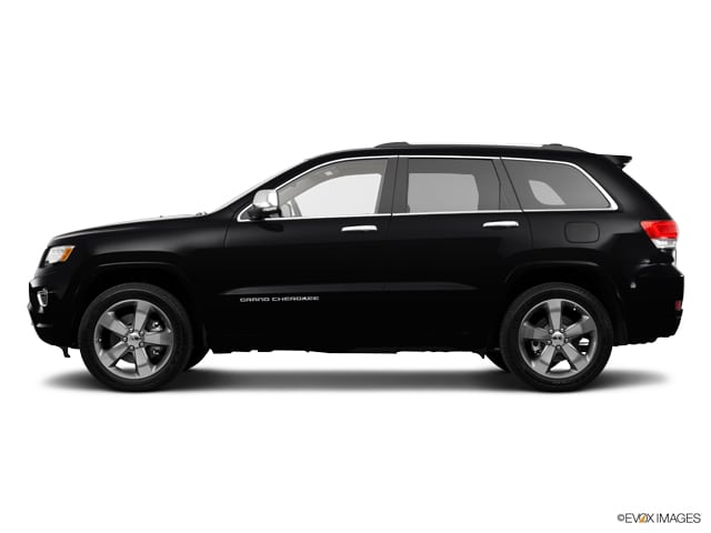 Photo Used 2014 Jeep Grand Cherokee Overland 4x4 For Sale in Sunnyvale, CA