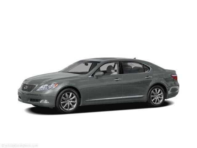 Photo Used 2009 LEXUS LS 460 Base For Sale in Sunnyvale, CA