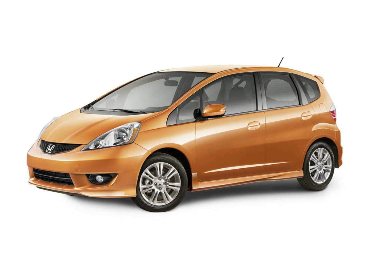 Photo Used 2010 Honda Fit For Sale  Soquel CA