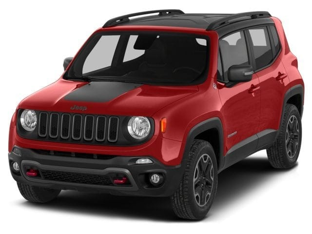 Photo Certified Pre-Owned 2016 Jeep Renegade Trailhawk 4x4 SUV For Sale Toledo, OH