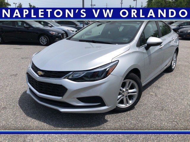 Photo Used Chevrolet Cruze LT Auto in Orlando, Fl.