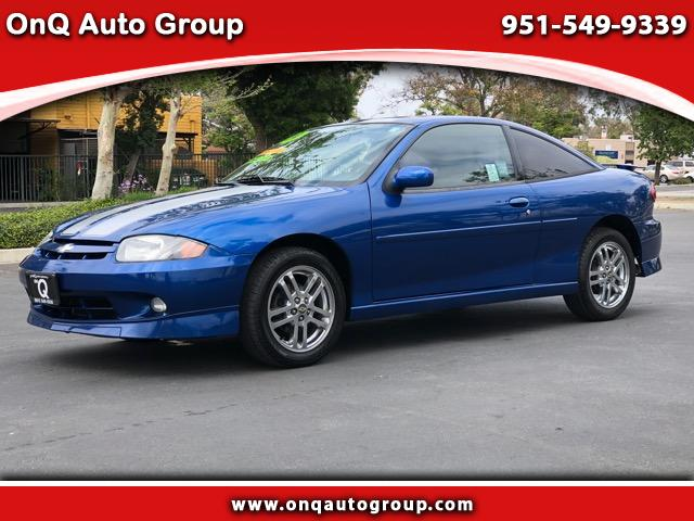 Photo 2004 Chevrolet Cavalier LS Sport Coupe