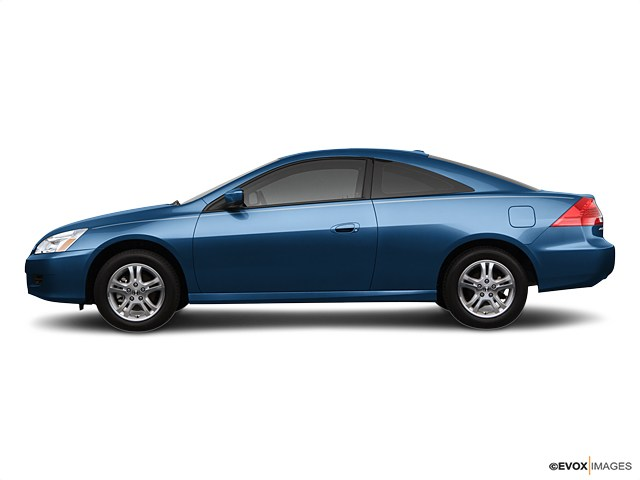Photo Used 2007 Honda Accord Coupe 2.4 EX wLeather in Greensburg, PA