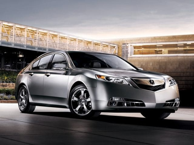 Photo Used 2009 Acura TL Sedan 3.7 wTechnology Package in Greensburg, PA