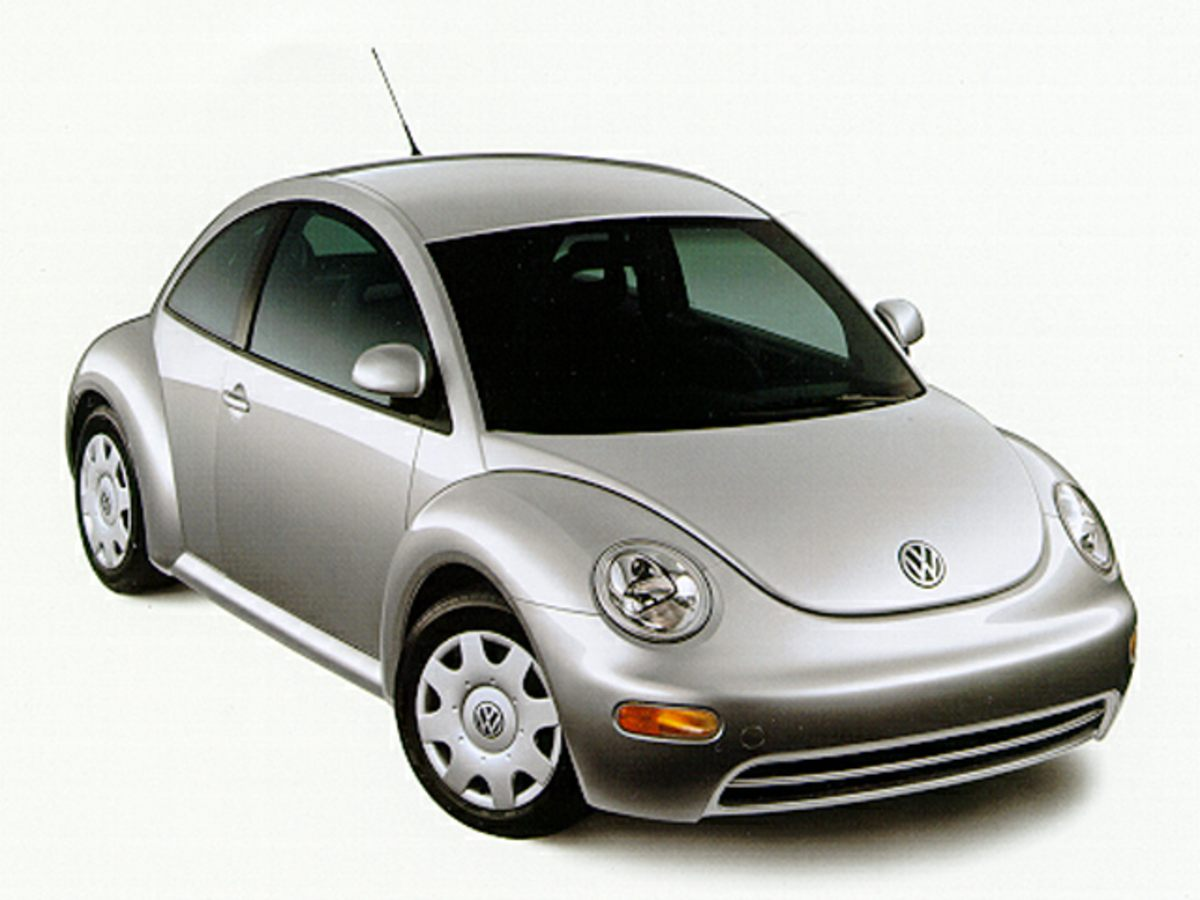 Photo Pre-Owned 1998 Volkswagen New Beetle Base Hatchback For Sale  Raleigh NC