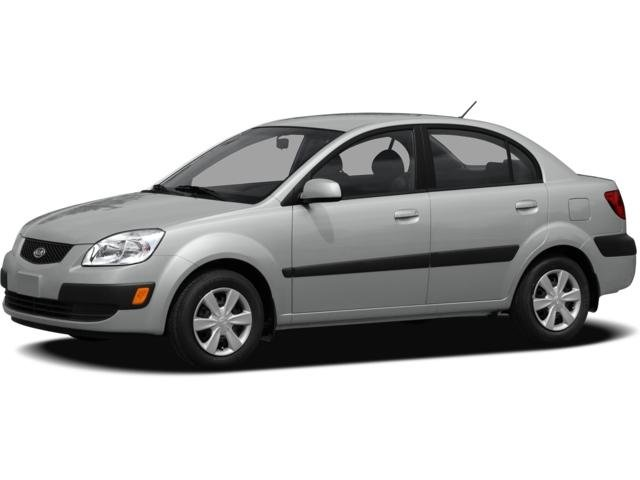Photo 2007 Kia Rio LX - Kia dealer in Amarillo TX  Used Kia dealership serving Dumas Lubbock Plainview Pampa TX