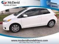 2012 Toyota Yaris 3-Door L Liftback