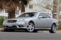 2003 Mercedes-Benz CL600 5.5L