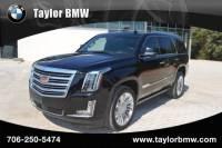 2017 Cadillac Escalade 4WD 4dr Platinum in Evans, GA | Cadillac Escalade | Taylor BMW
