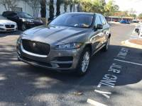 Certified Pre-Owned 2017 Jaguar F-PACE 35t Prestige All Wheel Drive SUV