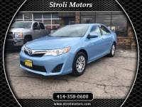 2013 Toyota Camry 4dr Sdn LE Auto