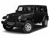 2017 Jeep Wrangler JK Unlimited 4WD Rubicon 4x4 SUV in Baytown, TX. Please call 832-262-9925 for more information.
