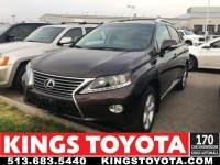 Used 2013 LEXUS RX 350 in Cincinnati, OH