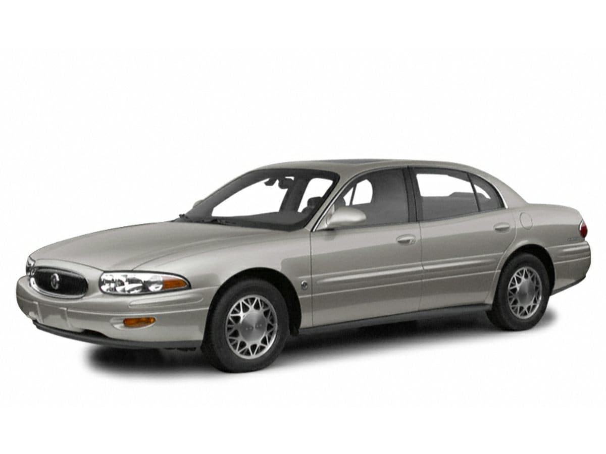 Photo Pre-Owned 2001 Buick Lesabre Limited Sedan for sale in Grand Rapids, MI