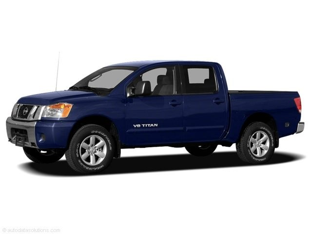Photo Used 2011 Nissan Titan SV Heavy Metal for sale in Summerville SC