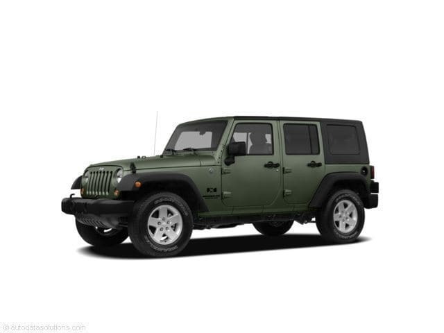 Photo Used 2007 Jeep Wrangler Unlimited X SUV in Miami