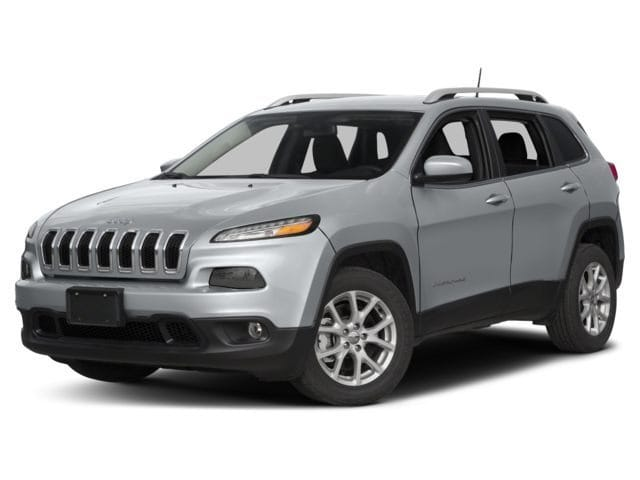 Photo 2017 Jeep Cherokee 4WD Latitude 4x4 SUV in Baytown, TX. Please call 832-262-9925 for more information.