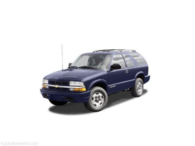 Photo Pre-Owned 2004 Chevrolet Blazer SUV in Jacksonville FL