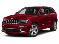 Certified Pre Owned 2015 Jeep Grand Cherokee SRT SUV
