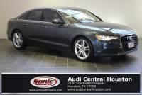 Used 2015 Audi A6 2.0T Premium (Multitronic) Sedan in Houston, TX