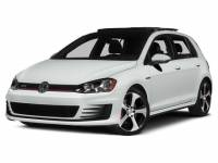 2015 Volkswagen Golf GTI Hatchback Front-wheel Drive