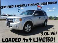 2011 Ford Escape 4x4 Limited
