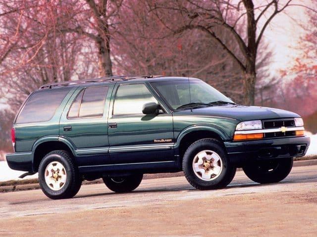 Photo Used 1999 Chevrolet Blazer Trailblazer in Ventura, CA