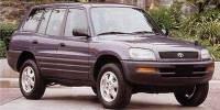 Used 1997 Toyota RAV4 4dr Auto
