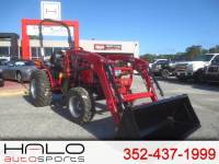2017 Mahindra Max 26XL 4WD Shuttle FRONT END LOADER