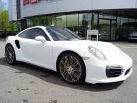 Pre-Owned 2014 Porsche 911 Turbo S With Navigation & AWD