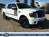 Used 2013 Ford F-150 FX4 Heated Seats, Backup Camera Four Wheel Drive 4 Door Pickup