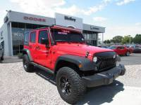 Used 2016 Jeep Wrangler Unlimited Sport SUV for SALE in Albuquerque, NM