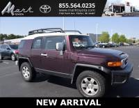 Used 2007 Toyota FJ Cruiser 4x4 V6 w/Power Package, Trailer Tow Package & Allo SUV in Plover, WI