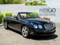 2008 Bentley Continental GTC Convertible Convertible