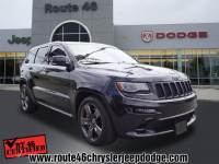 Certified Used 2015 Jeep Grand Cherokee SRT 4x4 SUV For Sale in Little Falls NJ