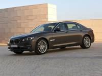 2015 BMW 760 Li Sedan